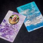 MPW-01 Wallet Memorial Card