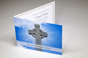 ACF12 thank you card