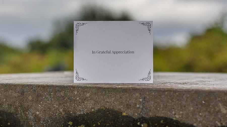 AC3 acknowledgement card
