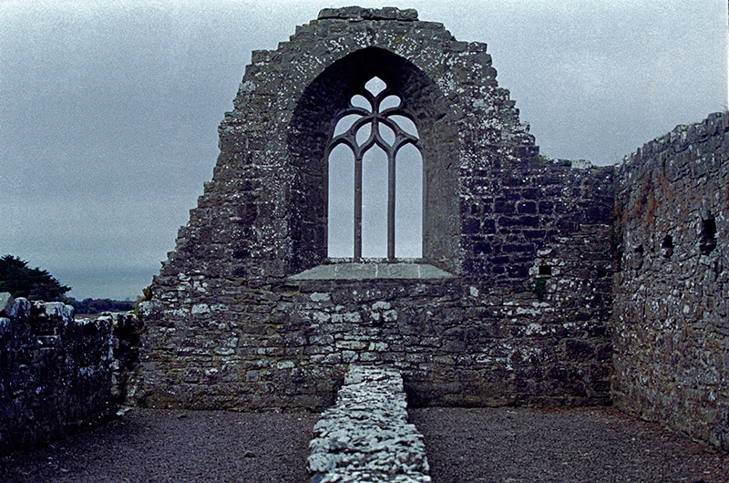 Contuskert Abbey, Co. Galway